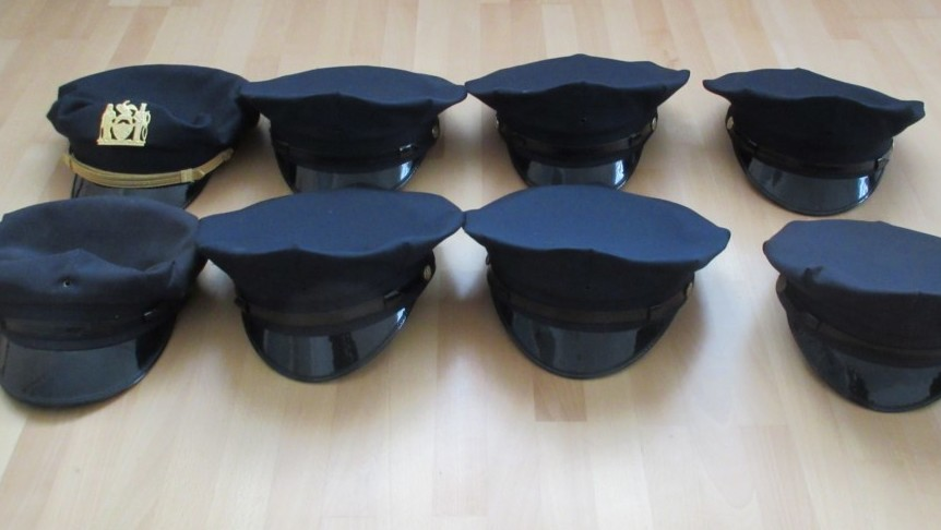 Dienstmütze US Polizei