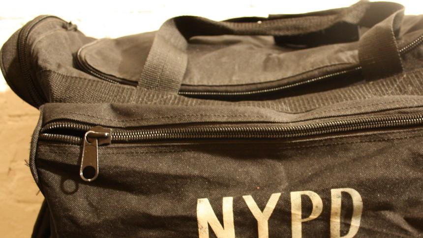 Einsatztaschen US Polizei