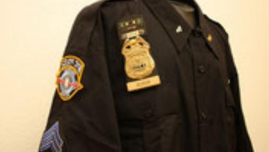 Uniformhemd Sergeant Kurzarm