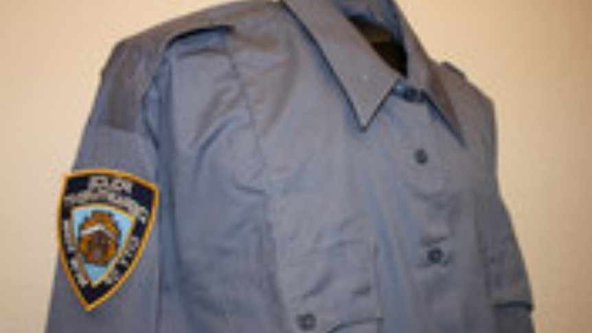 NYPD Officer Vintage