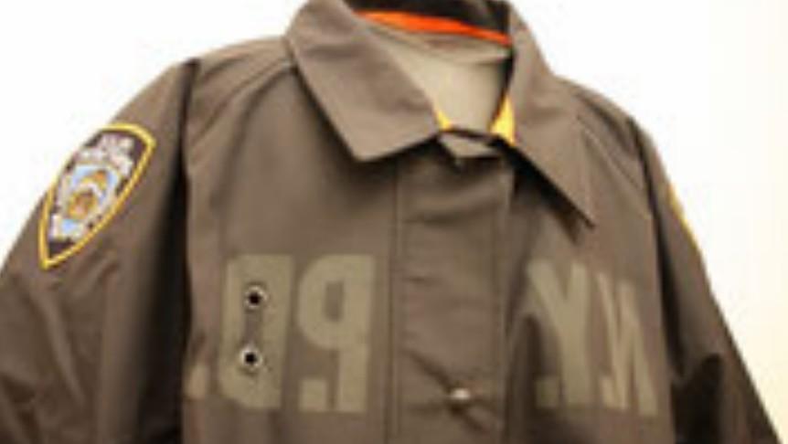 NYPD Raincoat