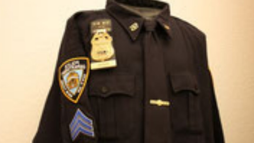 NYPD Shirt Langarm