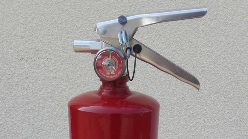 US Feuerlöscher