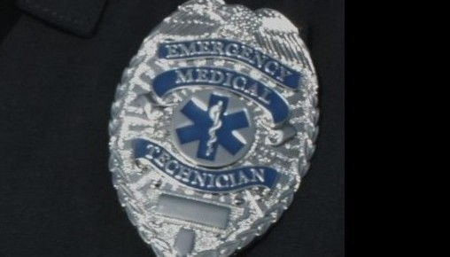 Dienstmarke EMT