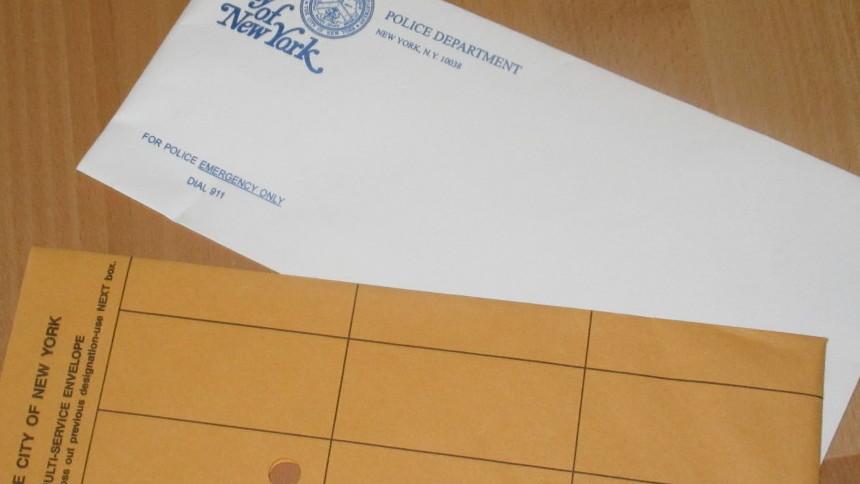 Umschläge, US Büromaterial