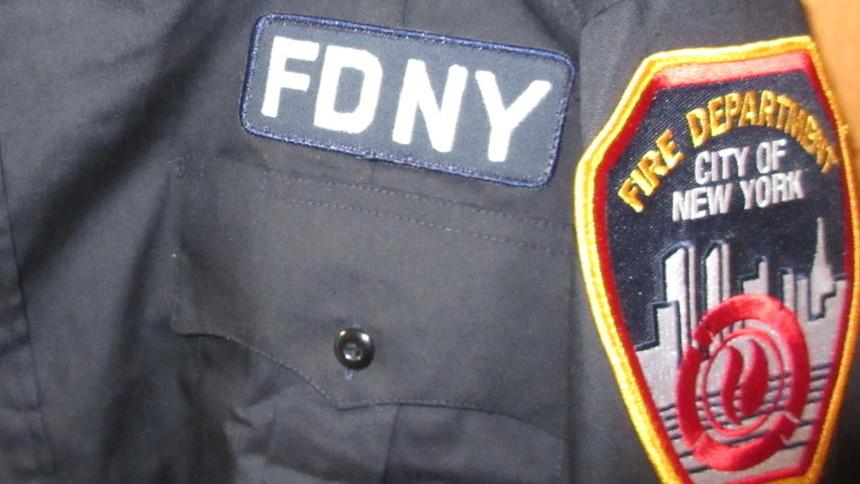 Uniformhemd FDNY EMT