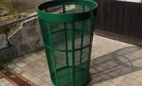 Mülltonne/Trash Can